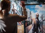 Découvrez l'expérience Kinect Wolverine