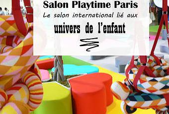 Salon playtime paris paperblog for Playtime salon