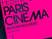 Paris Cinéma Palmarès