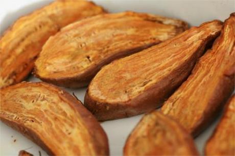 Cromesquis de patates douces et tomates s ch es voir for Cuire une sole avec la peau