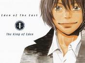 Eden East King Eden/ Paradise Lost Kenji Kamiyama (2009, 2010)