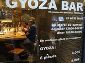 Gyoza caché dans Passage Panoramas
