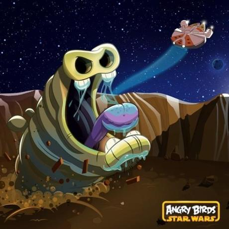 Angry birds star wars sur iphone est actuellement gratuit - Telecharger angry birds star wars gratuit ...
