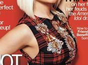Nicki Minaj pour Marie-Claire août) behind scenes