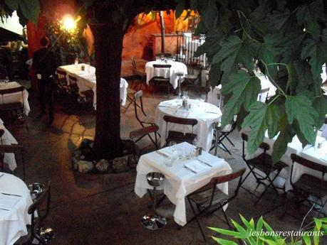 Antibes 06 restaurant le jardin voir for Resto avec jardin