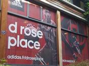 Derrick Rose loft parisien, #droseplace