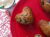 Aujourd'hui, j'ai testé –des muffins cerise-banane-avoine glacé