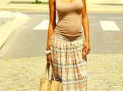Maxi jupe pour look bohème