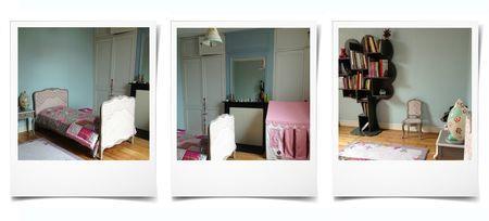 chambre de petite fille 4 ans d couvrir. Black Bedroom Furniture Sets. Home Design Ideas