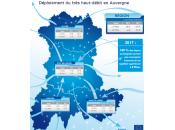 Plan déploiement très haut débit Auvergne