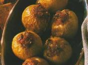 Pommes Reinettes rôties cidre doux pain d'épices, sucre vergeoise
