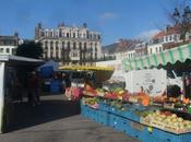 Lille soleil marché samedi matin place Sébastopol