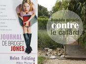 Comment remonter moral grâce Journal Bridget Jones, d'Helen Fielding.