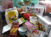 Swap culinaire international#2 grand déballage