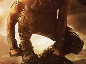 Riddick, l'affiche