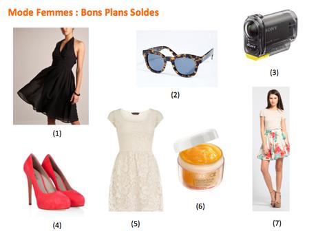 mode femmes les bons plans soldes paperblog. Black Bedroom Furniture Sets. Home Design Ideas