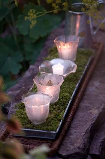 Douce lumi re pour nuit d 39 t au jardin paperblog for Lumiere dans la douche