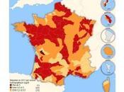 cours d'eau français contaminés pesticides