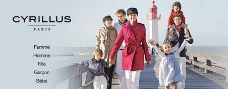 Cyrillus mode pour toute la famille en vente priv e paperblog - Cyrillus ventes privees ...