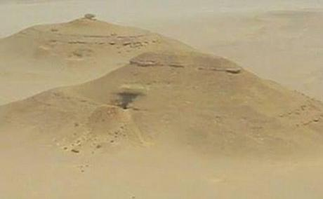 Egypte : probable découverte de mystérieuses pyramides perdues
