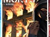 Comics vrac WinterWorld, Temps Morts, Aquaman