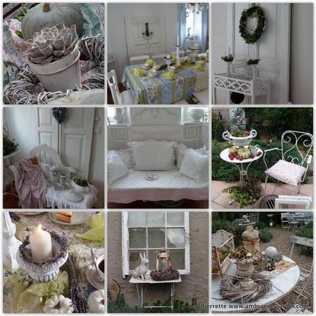 Tendance d co le shabby chic paperblog for Deco cuisine shabby