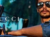 James Franco sexy pour Gucci