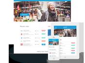 Jobify Thème WordPress pour créer board Flat Design