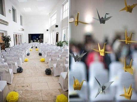 organisée autour des paper crane(sortes d'oiseaux en papier) et des ...