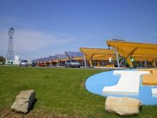 plus grosse centrale photovoltaïque France