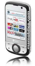 HTC Touch Find