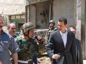 VIDEO, INSTAGRAM DARAYA. Syrie: président syrien al-Assad courage fait homme