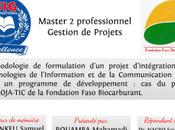 J'ai soutenu Master gestion projets pour Développment