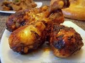 Pilons poulet four (delicieuse marinade)