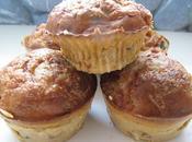 Plat Entrée Cake Muffins base Chèvre Frais