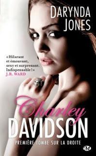 Charley Davidson, tome 1 : Première Tombe sur la droite - Darynda Jones