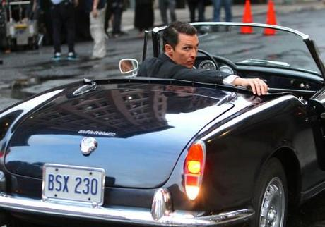What Car Does Matthew Mcconaughey Drive