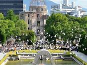 Commémoration bombardement d'Hiroshima mémoire sous contrôle national