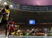 photographie d'Usain Bolt crée buzz lors Mondiaux d'athlétisme