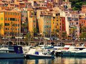 Côte d'Azur côte Bretonne