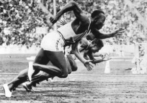 Jesse Owens Autograph