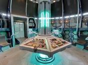 TARDIS explorer dans Google Maps