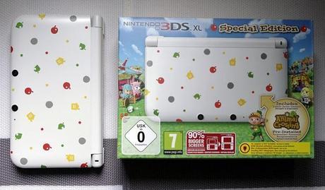 Achat du jour console 3dsxl animal crossing new leaf - Animal crossing new leaf consoles ...