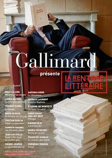 Les vendredis de la lecture et du téléchargement – Episode 51 (Extraits gratuits - La rentrée littéraire Gallimard 2013)