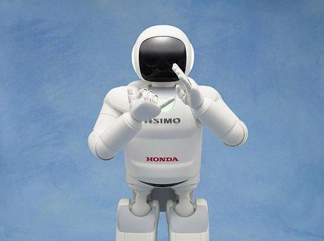 Asimo le robot le plus intelligent au monde voir - Robot le plus intelligent ...