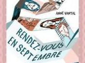 Rendez-vous septembre, Anne Vantal