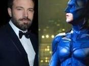SUPERMAN BATMAN: Affleck sera Bruce Wayne