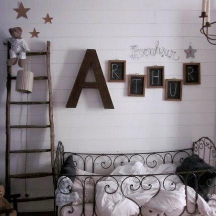 For my home id es d co 3 chambres d 39 enfants paperblog - Idee deco chambre d enfant ...