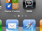 messagerie BlackBerry (BBM) bientôt disponible iPhone Android...