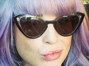 PHOTO nouveau look Kelly Osbourne
